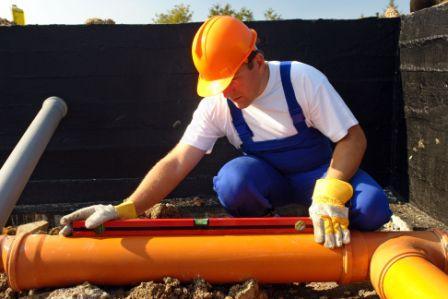 Строительство и ремонт канализации